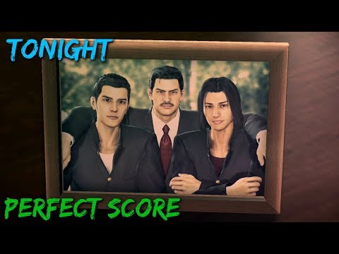 Yakuza Kiwami - Karaoke- Tonight Perfect Score