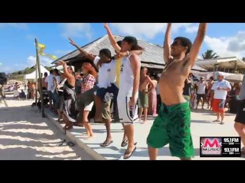 """MUSIC DANCEFLOOR RADIO"" BIRTHDAY BASH AT PALM BEACH"