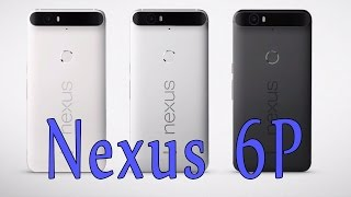 Huawei Nexus 6P Hands On - Googles new flagship - is it the best phone on the market ?(, 2016-01-16T13:33:04.000Z)