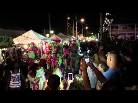 Goombay Festival Key West Florida