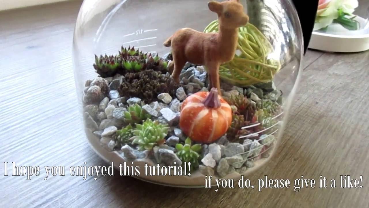 Diy Coffee Pot Terrarium Youtube