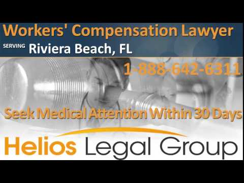 Riviera Beach Workers' Compensation Lawyer & Attorney - Florida