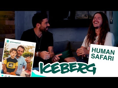 NICOLO' BALINI versus HUMAN SAFARI || Iceberg