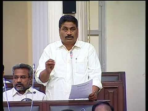 21 03 2016 Modugula Venu Gopala Reddy Speech in Assembly  about Vaddera Community