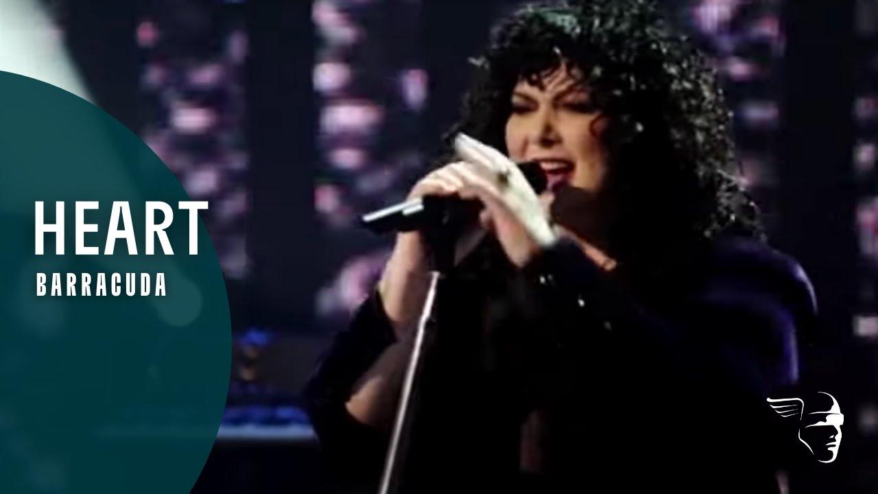 "Heart - Barracuda (From ""Night at Sky Church"" DVD & Blu-Ray)"
