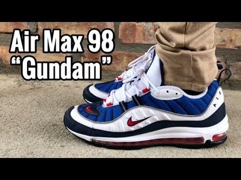air max 98 gundam