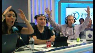 Real Madrid 3-1 Liverpool | Reacción de Maldini, Tomás Guasch, Pepe Domingo.. en COPE