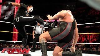 vuclip Sting vs. Big Show: Raw, Sept. 14, 2015
