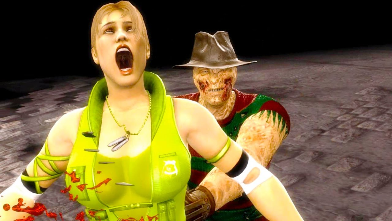 Mortal Kombat 9 All Fatalities X Rays On Sonya Blade Mk1 Costume Mod 4k Ultra Hd Gameplay Mods