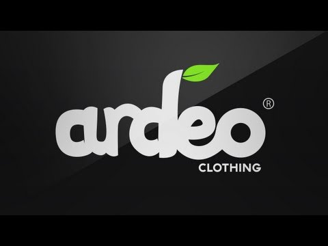 "Swerve™ Graphic designer: Speed Art | ""Ardeo Clothing"" Logo + Website design by Swerve Designs"