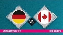 Deutschland - Kanada | Platzierungsrunde, FIBA-WM | MAGENTA SPORT