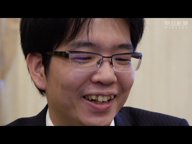 豊島新名人「藤井七段と戦ってみたい」 対局から一夜