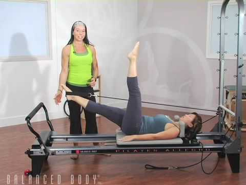 Pilates Instructors : EP5 : Lower Body Focus on the Reformer