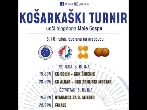 [Turnir][3. Mjesto] KK Solin - KK Alkar