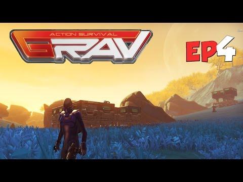 GRAV EP4 Monocycle/Jetpack Crafting - Exploring