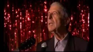 U2 & Leonard Cohen Tower of Song