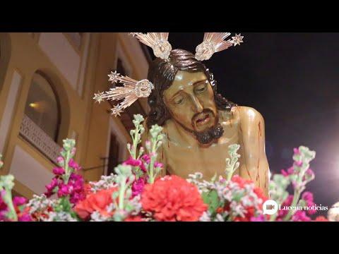 VÍDEO: Cuaresma en Lucena 2020: Vía Crucis del Stmo. Cristo de la Humillación