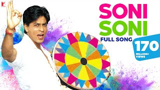 Download Video Soni Soni - Holi Song | Mohabbatein | Amitabh Bachchan | Shah Rukh Khan | Aishwarya Rai - होली 2018 MP3 3GP MP4
