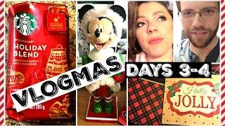 Dollar Tree, Packing | VLOGMAS Days 3-4