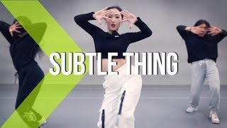 Marian Hill - Subtle Thing / ISOL Choreography.