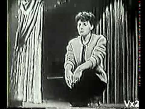 POLLY BERGEN sings HELEN MORGAN May 16, 1957