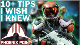 10+ Tips & Tricks I Wish I knew (Basics/Advanced) - Phoenix Point