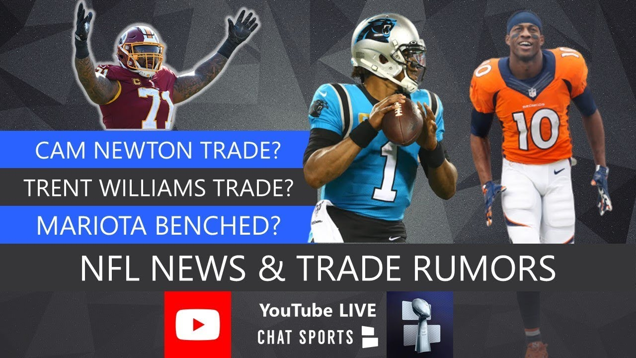 NFL Trade Deadline Tracker: Breaking down latest rumors involving ...