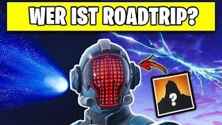 Wer steckt hinter ROADTRIP? - Die GANZE Geschichte | Fortnite Story Deutsch German