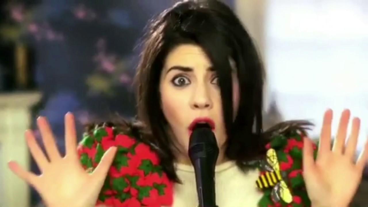 Marina And The Diamonds Hollywood Actually My Names Marina