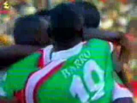 Burkina Faso Vs Guinea CAN 1998