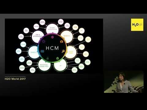 Machine Learning in HCM - Xiaojing Wang,...