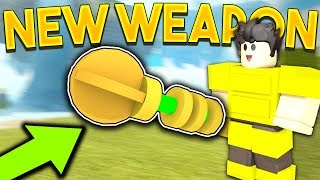 *NEW* MONEY MAKING WEAPON IN BOOGA BOOGA (IT DROPS COINS) | Roblox Booga Booga