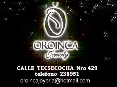 Oro Inca Joyería