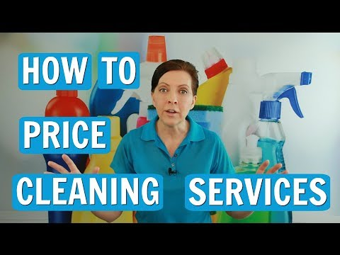 How To Price Your Service For House Cleaning