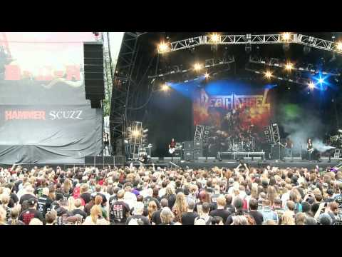 Death Angel - Thrown to the Wolves - Bloodstock 2013