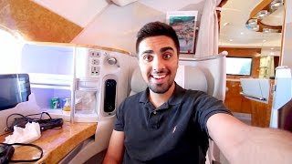 Goodbye Dubai, Hello Business Class !!!