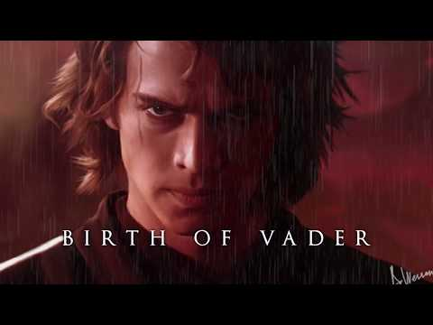 Star Wars  Birth of Vader  Anakins Funeral March