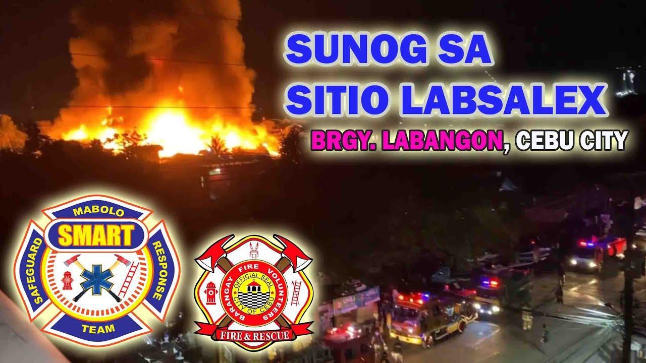 Download SUNOG SA SITIO LABSALEX BARANGAY LABANGON CEBU CITY 2ND ALARM