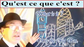 Anglais facile pour débutant (question + être) en cm2, 6ème, Ulis