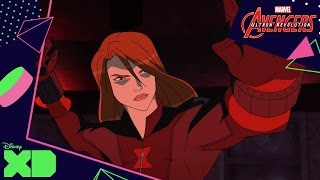 Avengers: Ultron Revolution | Seeing Double | Official Disney XD UK
