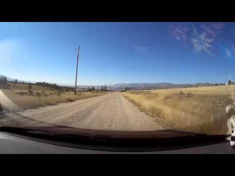 Day 9 Helena (Montana) to Idaho