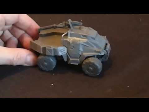 Mule APC by Mantic Games for Warpath  and Deadzone
