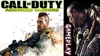 Call of Duty Advanced Warfare Begin Gameplay PC HD