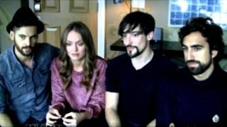 da vincis demons cast interview   2014 nycc