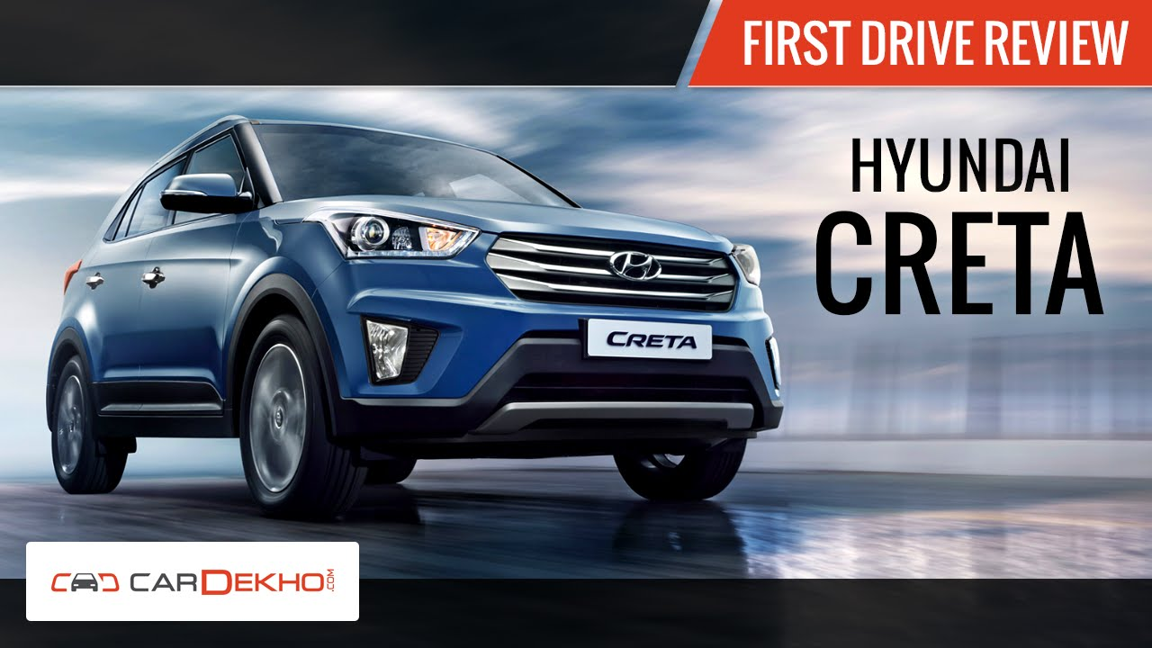 Hyundai Creta Exclusive First Drive Review Youtube