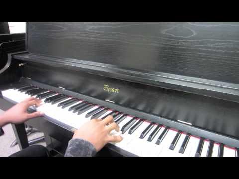 Enrique Iglesias - Hero (Piano Cover)