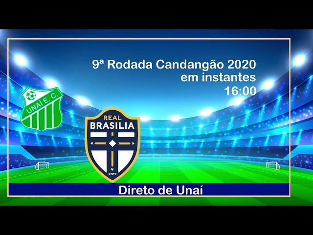 UNAÍ X REAL BRASILIA