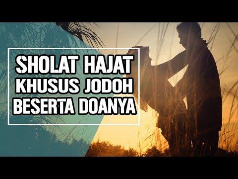 Sholat Hajat Jodoh Niat Amalan Wirid Doa Dan Tata Caranya Lengkap