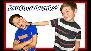 Annoying Brother PRANKS!