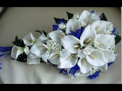 wedding-bouquet-royal-blue